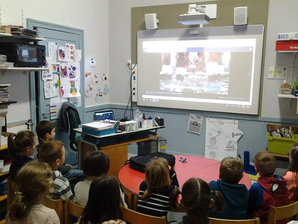 Saint-François, une école numérique : 2019