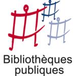 logo bibliothèques publiques